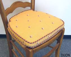 french country kitchen chair pads photo - 2