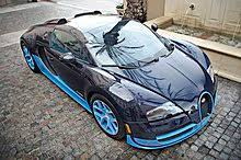 The grand sport vitesse is the fastest and most powerful production roadster in the world. Bugatti Veyron Wikipedia