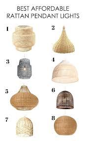wicker pendant light. Rattan Ceiling Light Wicker Pendant Lighting Pear Lamp Natural In L O V E .