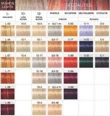Igora Color Chart Igora Royal Speciality Shades In 2019 Hair Color