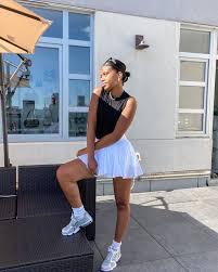 Shop american apparel tennis skirt at asos. Pin On Summer Style