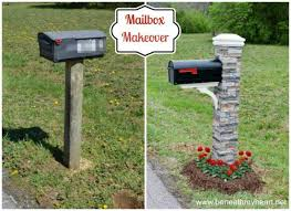 Mailbox landscaping ideas Designs Brick Mailbox Ideas Diy Mailboxes Project Ideas Diy Projects Craft Ideas How Tos Mailbox Ideas Brick Mailbox Ideas Pinterest Brick Mailbox Ideas Diy Mailboxes Project Ideas Diy Projects Craft