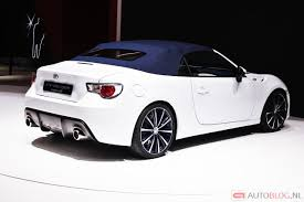 Live Photos Geneva: Toyota FT-86 Open Concept would make a mighty ...