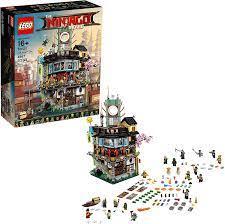 LEGO Ninjago City 70620 (4867 Teile): Amazon.de: Spielzeug