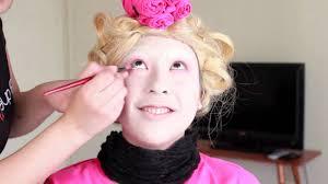 effie trinket makeup tutorial