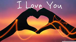 Love U Usman Name Wallpaper
