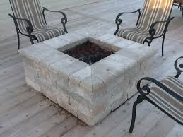 stylish adding a fire pit to your columbus patio decks porches throughout deck top plan
