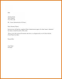 Simple Resume Cover Letter Letter Format Business