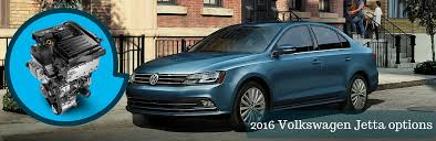 2016 Vw Jetta Trim Levels And Engine Options