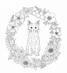 nature coloring pages awesome harmony nature coloring book pg 39