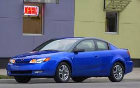 2006 Saturn ION - Information and photos - ZombieDrive
