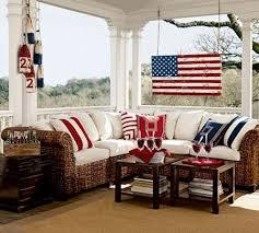 patriotic decor house of hargrove