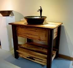 bathroom vessel sink vanity. Gallery Images Of The Style And Furniture Type For Rustic Bathroom Vanity Vessel Sink W