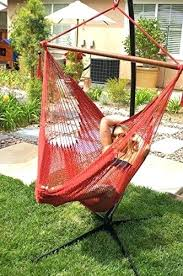 hanging rope chair hammock swing chair inches hanging rope diy hanging hammock chair stand