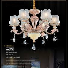 get ations odeer led chandelier living room lamp bedroom lamp american continental rose gold luxury villa large gas