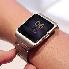 sony smartwatch 3. sony smartwatch 3 - metal smartwatch r