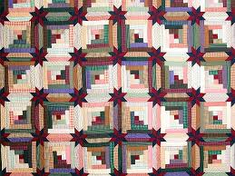 Colorado Log Cabin Quilt -- gorgeous ably made Amish Quilts from ... & ... Multicolor Colorado Log Cabin Quilt Photo 3 ... Adamdwight.com