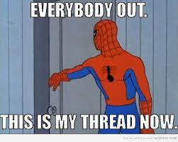 spiderman meme desk hostgarcia