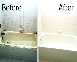 bathtub reglazing resurface reviews