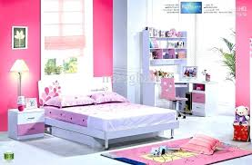 teenage desks for bedrooms kids bedroom furniture sets girls corner white drawer cabinet plus in pink