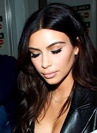 even though i am not the biggest kim k fan her makeup is beautiful i copy it
