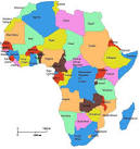 Image result for 54 african countries