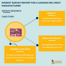 Survey Report Analyzing Customer Needs In Different Market Segments With