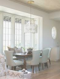 oly serena drum chandelier cottage dining room tracery interiors throughout dining room drum