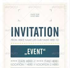 invitation flyer template for invitation flyer flyer invitation templates