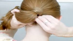 Quick Cute Ponytail Hairstyles Quick And Easy Ponytail Hairstyles For School The Perfect