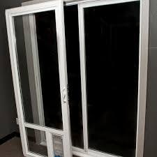 big dog doors door for sliding glass door patio with pet restaurant booths wall