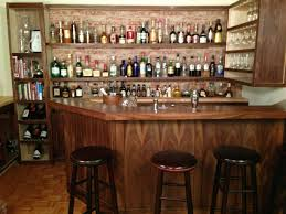 Cave Build Your Own Home Additionally Distinguished Rustic Home Bar