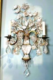 candle chandelier wall sconce glass chandeliers vintage chandelier wall sconces