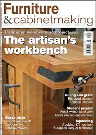 Furniture and Cabinet Making Cover June 2013 - The English Woodworker