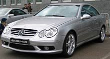 In 2003, the clk 55 amg was used as a f1 safety car.the clk 63 amg was also used as a f1 safety car for the 2006 and 2007 seasons. Mercedes Benz Clk Class Wikipedia
