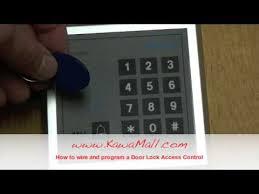 kawamall rfid door lock access control system install kawamall rfid door lock access control system install