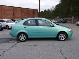 cheap used car 2005 Chevrolet Aveo LS Pickens SC