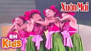 Xuân Mai ♫ Trăng Thu ♫ Nhạc Thiếu Nhi Bé Xuân Mai Hay Nhất - YouTube