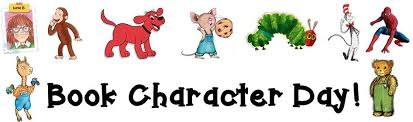 Image result for favorite book character day