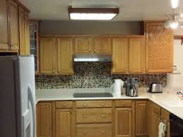 kitchen lighting fixture. How To Replace Old Kitchen Lights With Modern Recessed Lighting Fixture E
