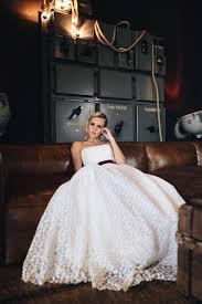 Schneeweisschen Brautkleid Im Prinzessin Stil Foto