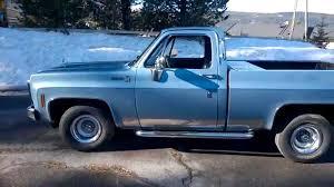 1980 Chevrolet C10 Pickup - YouTube