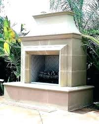 prefab outdoor fireplace kits prefab outdoor fireplace kits built mantel cast modular fire prefab outdoor fireplace