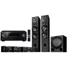 pioneer 5 1 home theater system htp 074. pioneer htp-rs33 5.1 dvd home theatre system 5 1 theater htp 074 4