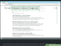 consumer reports ovens wall image titled an oven step double review best thermometer title