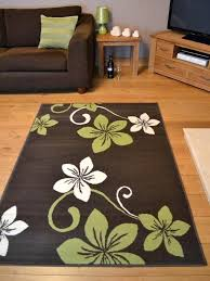green kitchen rugs gorgeous dark green kitchen rugs details about new dark brown lime green small