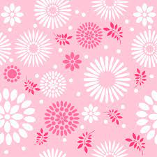 Floral Wallpaper Pattern Background ...