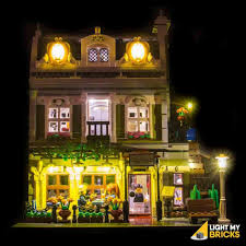 Parisian Restaurant Lighting Kit Lego Parisian Restaurant 10243 Light Kit