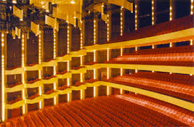 National Arts Centre Southam Hall Seating Chart Repertoire