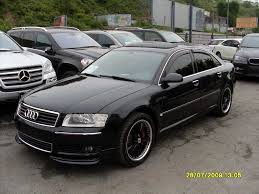 Used 2004 AUDI A8 Photos, 4200cc., Gasoline, Automatic For Sale